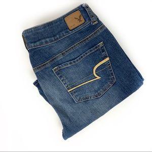 American Eagle Artist Super Stretch Jeans